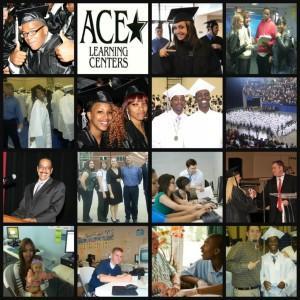 ACE Grad collage
