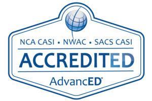 AdvancED Accreditation Seal